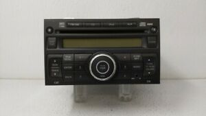2011-2015 Nissan Rogue Am Fm Cd Player Radio Receiver 80509