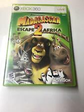 Madagascar: Escape 2 Africa - Xbox 360 [Xbox 360] NEW FACTORY SEALED