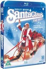 Santa Claus - The Movie 5055201809100 With John Lithgow Blu-ray Region B