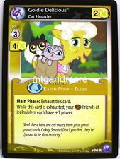 My little pony - #090r Goldie Delicious, Cat hoarder-Canterlot Nights