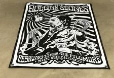 The Rolling Stones poster concert banner music sign B235