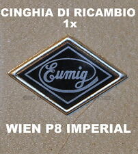 ★CINGHIA DI RICAMBIO MOTORE 1 x PROIETTORE EUMIG WIEN P8 - IMPERIAL - PHONOMAT★