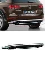 PROTECTION DE PARE CHOC ARRIERE VW TOUAREG (7P5) 4.2 V8 FSI 2011 à 2014