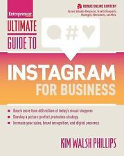Ultimate: Ultimate Guide to Instagram for Business by Kim Walsh-Phillips (2017,
