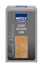Woly Suede Gum. Special Stain Remover for All Designer Suede Leather Shoes, Hand