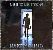 33t Lee Clayton - Naked child (LP) - 1979