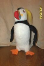 "Happy Feet Two 12"" Talking Sven Plush Toy Penguin"