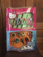 2008 McDonald's Hello Kitty Watch and Digi Sportz Happy Meal Toy Display
