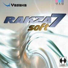 Yasaka Rakza 7 Soft / Tischtennisbelag / NEU / zum Sonderpreis