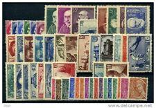 France Année complète 1938**