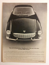 1965 Volvo P1800 S Ad  - Must See !!