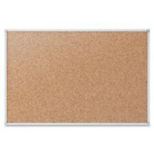 """Mead Cork Surface Bulletin Board - 2"""" Height X 1.50"""" Width - Cork (mea85365)"""