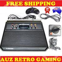 Original Atari 2600 Console REFURBED