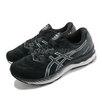 Asics Gel-Nimbus 23 2E Wide Black White Grey Men Running Shoes 1011B006-001