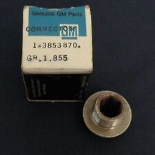 b] NOS 62-75 Chevy Cars Oil Filter Fitting Element to Engine Connector 3853870
