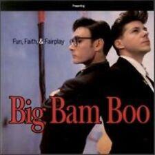 Big Bam Boo - Fun Faith & Fairplay - US DJ LP
