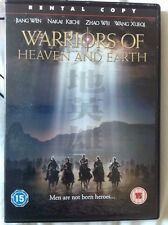 Warriors Of Heaven And Earth (DVD, 2004)