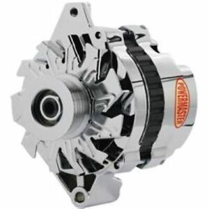 Powermasters 37803 Alternator 140 Amp For Chevy Oldsmobile 3.8 5.0 5.7L NEW