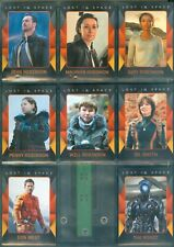 Lost In Space Season 1 ( CC1-8 ) Character  8 Card Insert Set