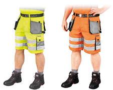 Kurze Arbeitshose Sicherheitshose Schutzhose Warnhose Hose Sommer (LH-FMNX-TS)