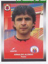 244 ARNALDO ALONSO PARAGUAY DEPORTIVO PASTO STICKER PANINI COLOMBIA PRIMERA 2008
