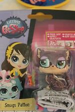 LPS Littlest Pet Shop Sammeltierchen Smugs Patton #3751 NEU OVP