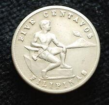 1944 S USA   Philippines   5 Centavos