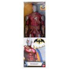 "New DC Comics DEADSHOT - 30cm (12"") Highly Posable Action Figure by Mattel"