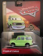 Disney Pixar Cars Diecast - Charlie Cargo - Deluxe vehicle - 2018 release