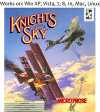 Knights of the Sky PC Mac Linux Game