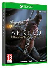 Sekiro Shadows Die Twice NEU&OVP -Deutsch- (Xbox One)