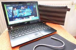 Acer Aspire V5 ULTRABOOK l 10 Zoll HD Mini Netbook l Windows 8 l LAN WLAN HDMI