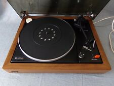 Platine vinyle LENCO L82 L-82 70's vintage turntable record