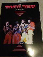 The Manhattan Transfer Songbook sheet music