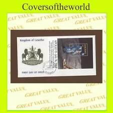 Space First Day Cover African Stamps