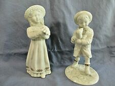 Lenox Jewels Figurines - Flowers for You and Rainy Day Friends