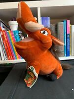 Rare Lion King Pumbaa 1995 Stuffed Animal Toy Collector New With Tags Disney
