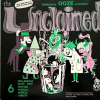 The Unclaimed - Primordial OOZE - Shelley Ganz Killer Psych LP