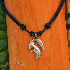 Surferkette Tribalkette Herrenkette Halskette Herren Damen Lederkette Tribal