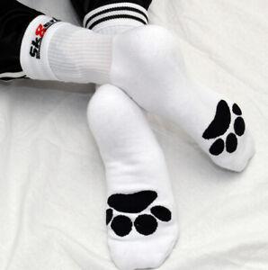 Sk8erboy Puppy Paw Socks (Large)