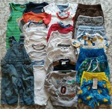 Large Bundle Of Boys Clothes 3-6 Months Some New