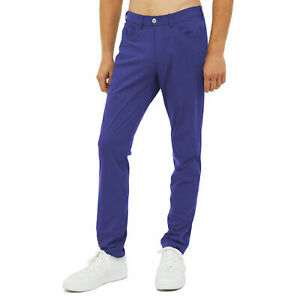 Redvanly Kent Mens Pull-on Golf Pants