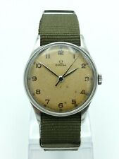 Vintage Omega Military, Cal 30T2 SC, 1940's, 35mm, Stunning Condition