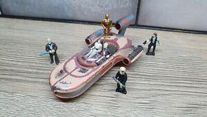 STAR WARS Action Fleet Battle Packs #11 Cantina Encounter Landspeeder