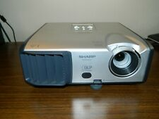 Sharp Notevision PG-F212X-L DLP Projector, Working, Parts or Repair.