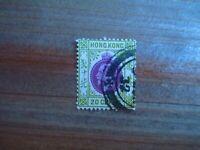 Hong Kong #78 Used - (Z8) I Combine Shipping! 4