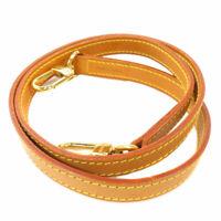 LOUIS VUITTON  J00142 Shoulder strap Nume leather length adjustable parts Nu...