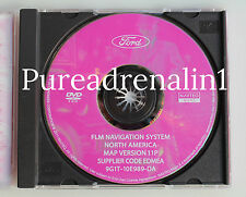 2008 FORD LINCOLN MKX MKZ NAVIGATOR L MARK LT NAVIGATION CD 2012 DVD N AMERICA