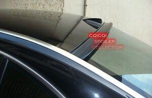 Painted BMW 02-08 E65 E66 7-series roof spoiler Color: 475 Black Sapphire ◎