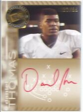 daniel thomas rc rookie auto autograph kansas state ksu college red ink sp #/99